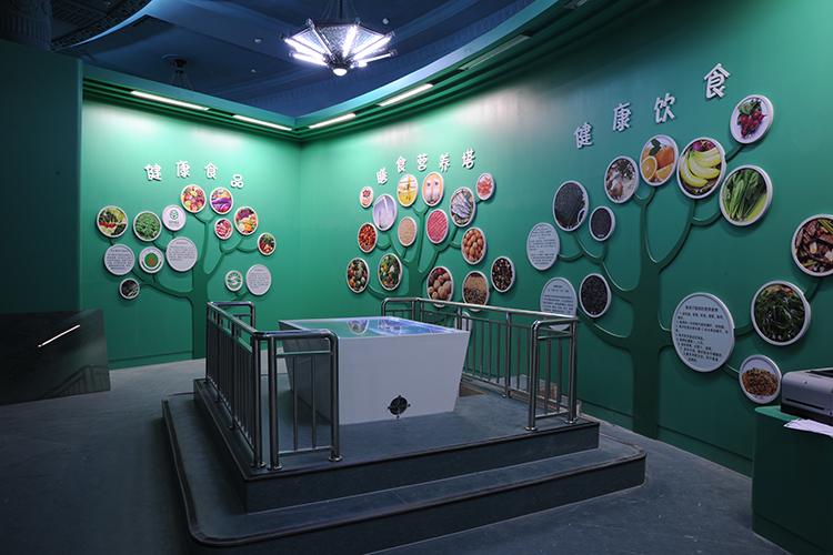展览设计空间测量